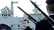 Макрон призвал создать общеевропейскую армию для защиты от России