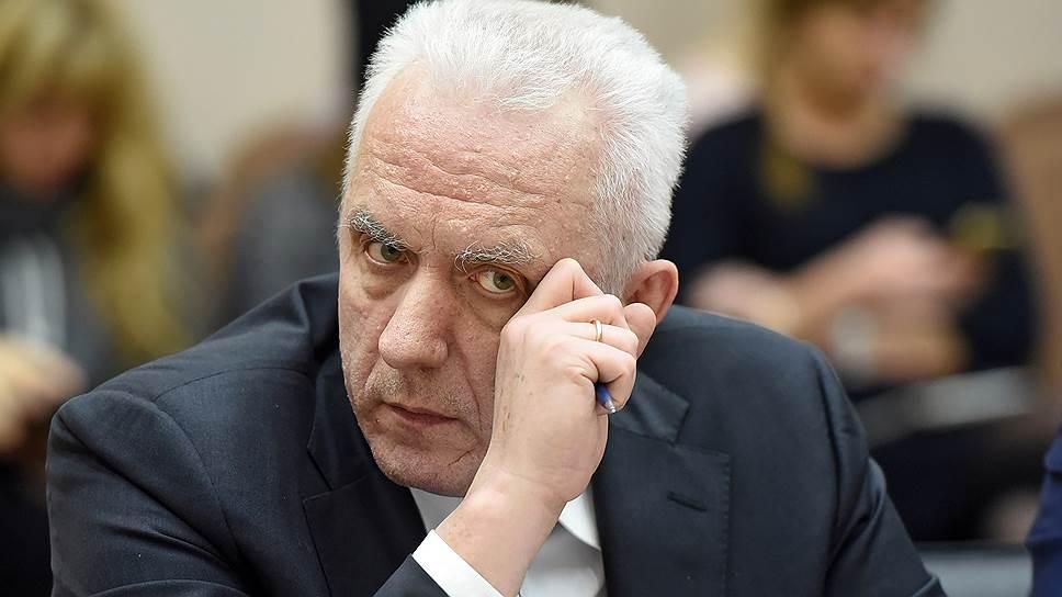 Заместитель генпрокурора России Александр Гуцан