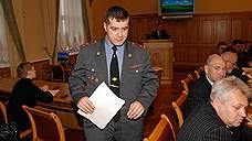 Бывший глава новосибирской ГИБДД просит взыскать с МВД 44 тыс. рублей