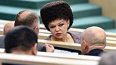 Валентина Петренко больше не будет сенатором