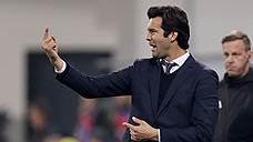 Сантьяго Солари стал главным тренером мадридского «Реала»