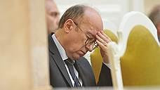 Вице-губернатор Санкт-Петербурга Михаил Мокрецов подал в отставку