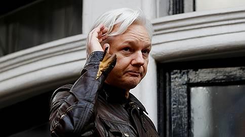WSJ: США планируют предъявить обвинения Джулиану Ассанжу