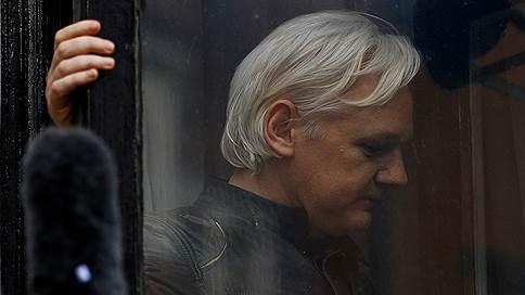 Wikileaks: Джулиану Ассанжу уже предъявлены обвинения в США