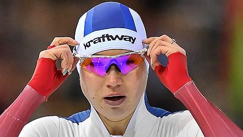 Ольга Фаткулина выиграла бронзу на этапе Кубка мира по конькобежному спорту