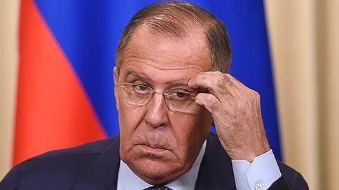 Лавров заявил о попытках Запада превратить Балканы «в еще один плацдарм против России»