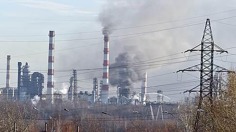 Пожар на Московском НПЗ в Капотне потушен