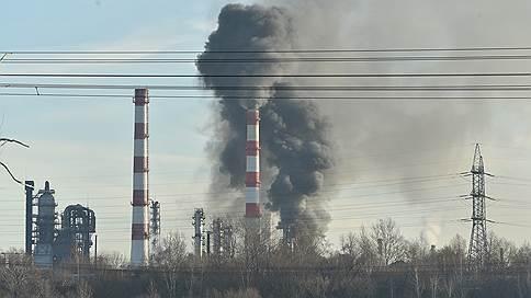 Пожар на Московском НПЗ в Капотне локализован