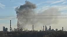 Главное о пожаре на Московском НПЗ в Капотне