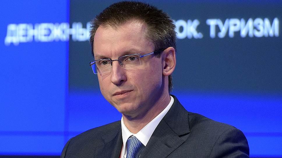 Генеральный директор АО «Федеральная пассажирская компания» Петр Иванов