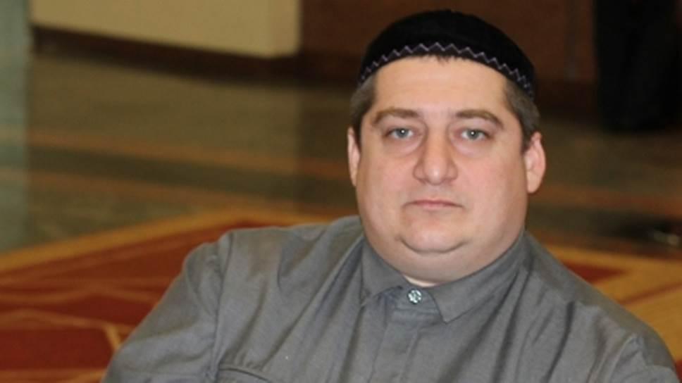 Руководитель ингушской правозащитной организации «Машр» Магомед Муцольгов