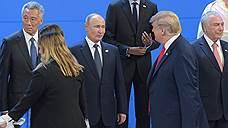 Трамп не планирует встречаться с Путиным «на ногах»