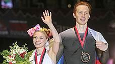 Тарасова и Морозов взяли бронзу в финале Гран-при в парном катании