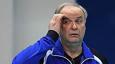 Волейбольный клуб «Динамо» уволил главного тренера