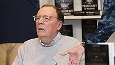 Джеймс Паттерсон стал самым высокооплачиваемым писателем по версии Forbes