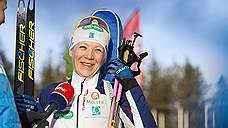 Финка Кайса Мякяряйнен выиграла пасьют на этапе Кубка мира по биатлону в Австрии