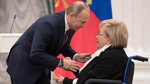 Владимир Путин лично поздравит Галину Волчек с юбилеем