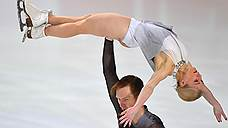 Фигуристы Евгения Тарасова и Владимир Морозов выиграли чемпионат России