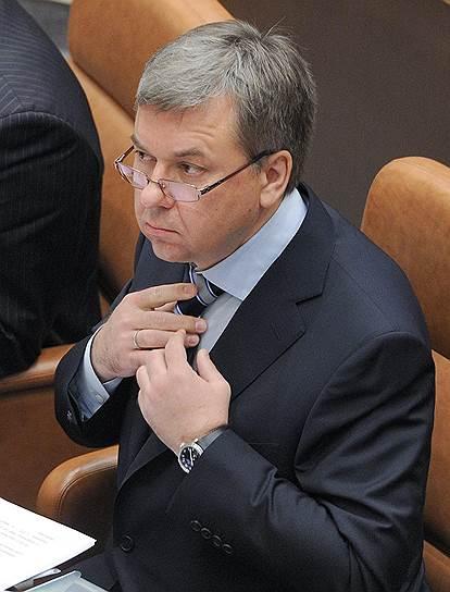 Бывший глава Росалкольрегулирования Игорь Чуян