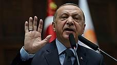 Эрдоган одобрил вывод американских войск из Сирии