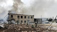 СКР возбудил дело о нарушении правил безопасности после взрыва на заводе в Ленобласти