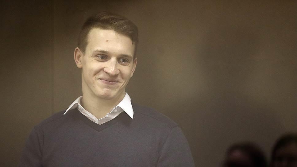 Подсудимый Игорь Шишкин