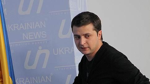Шоумен Зеленский пойдет на выборы президента Украины от партии «Слуга народа»