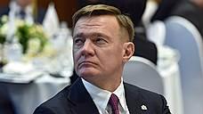 Курский врио губернатора Роман Старовойт остался без подарков на день рождения