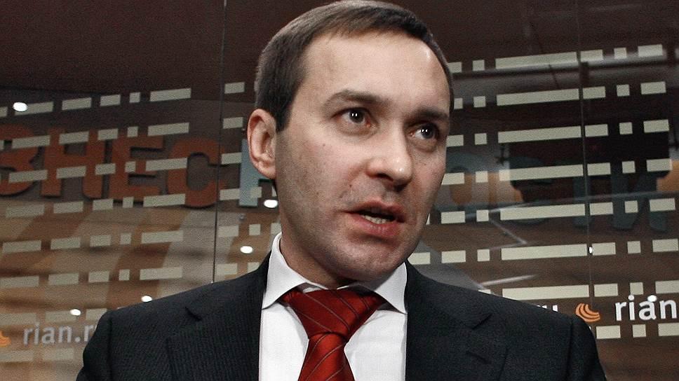 Бывший губернатор Камчатского края Алексей Кузьмицкий