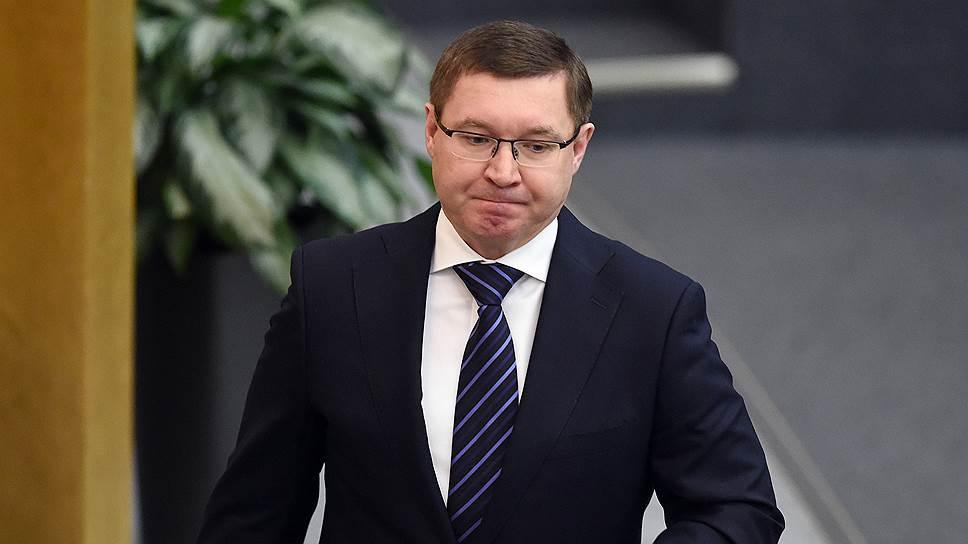 Глава Минстроя РФ Владимир Якушев
