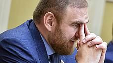 Сенатора Арашукова задержали в Совете федерации