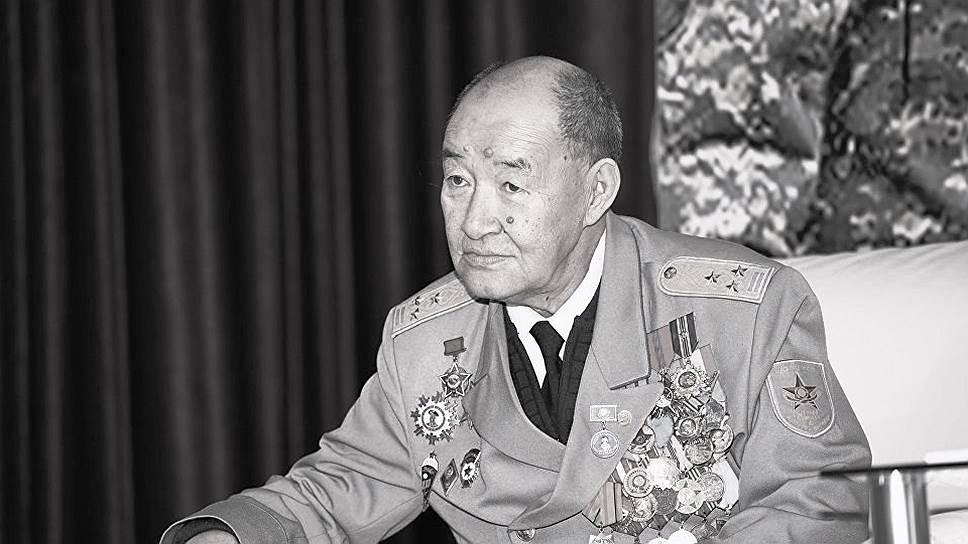 Ветеран афганской войны Борис Керимбаев