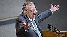 Жириновский подал иск к британскому журналисту за слова о связи с КГБ