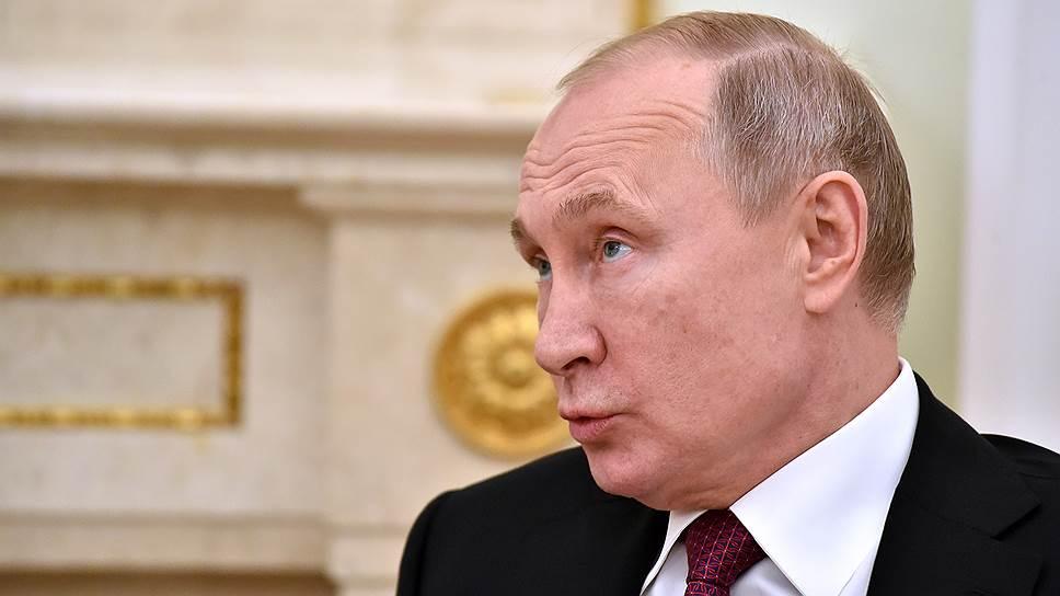 Путин заявил о теоретической угрозе отключения России от интернета -  Новости – Страна – Коммерсантъ