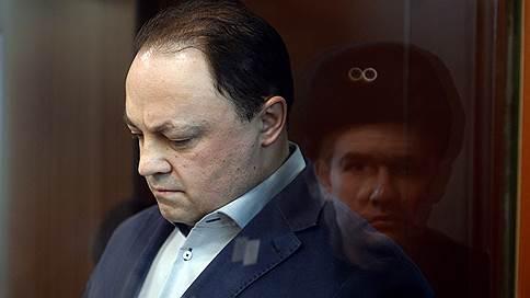 Для экс-мэра Владивостока запросили 17 лет тюрьмы