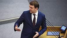 Повторный правительственный час с Орешкиным может пройти 10 апреля