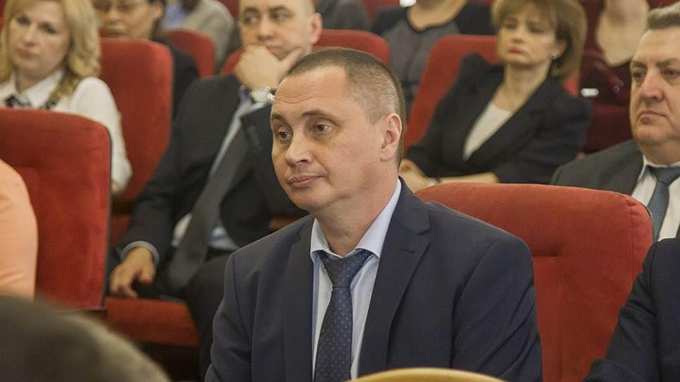 Мэр Смоленска Андрей Борисов