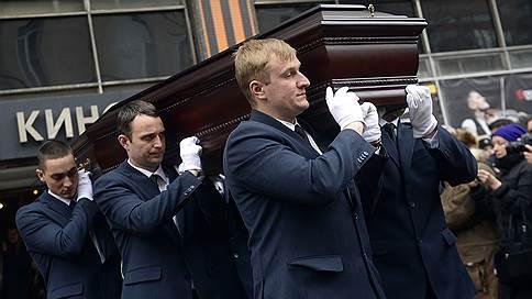 В Москве простились с режиссером Марленом Хуциевым