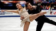 Россияне Синицина и Кацалапов выиграли серебро на ЧМ по фигурному катанию