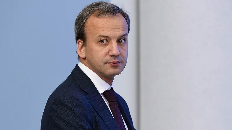Председатель фонда «Сколково» Аркадий Дворкович
