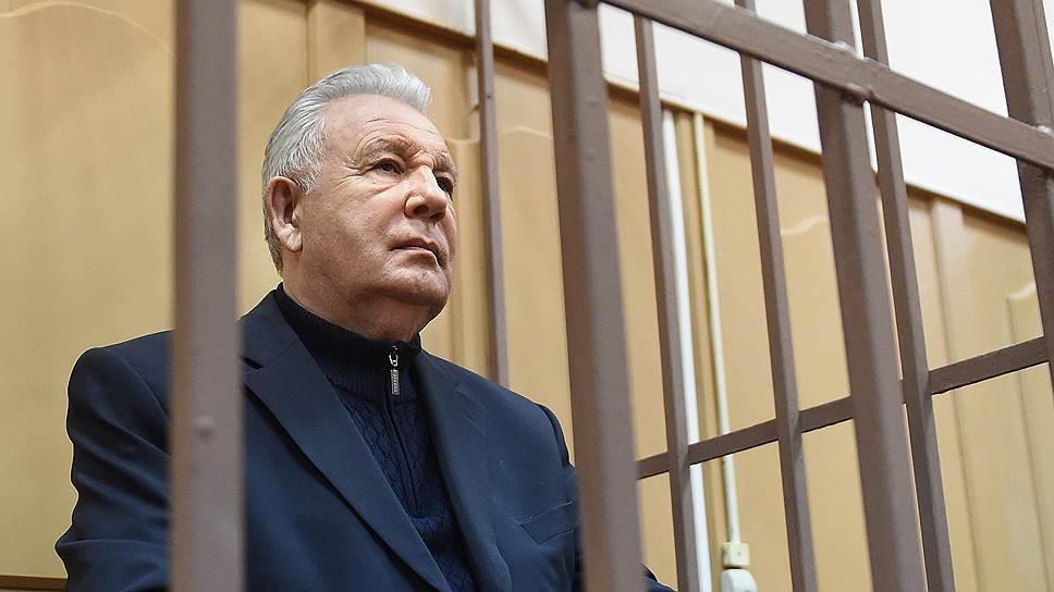 Бывший губернатор Хабаровского края Виктор Ишаев