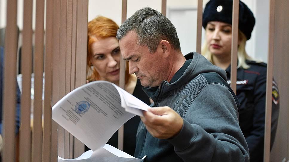 Бывший топ-менеджер новосибирского АО «Региональные электические сети» Сергей Ильичев