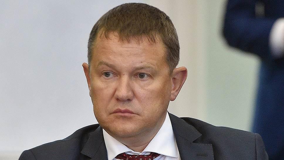 Замминистра финансов России Андей Круглов