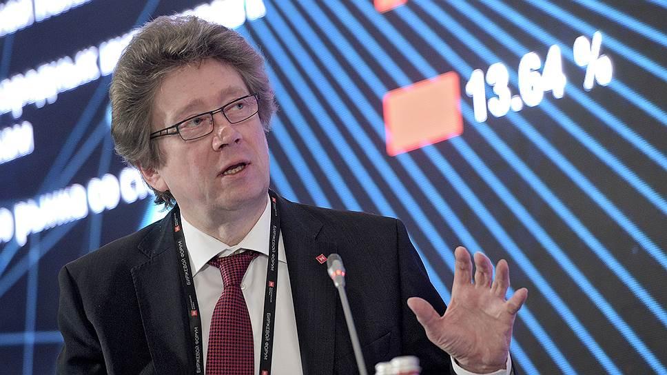 Председатель правления Московской биржи Александр Афанасьев