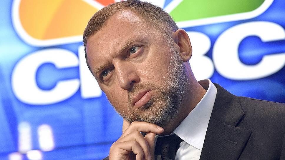 Бизнесмен Олег Дерипаска