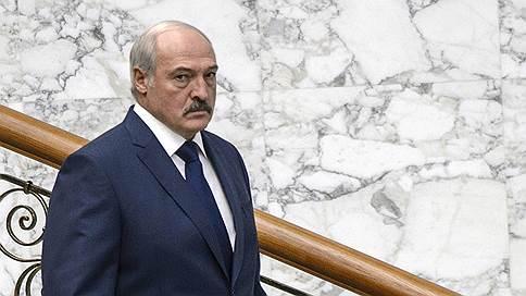 Лукашенко отверг компромиссы в вопросе суверенитета Белоруссии
