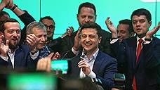 Экзит-полы: Зеленский выиграл выборы президента Украины