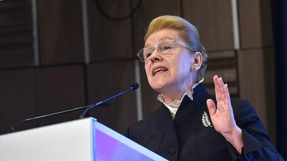 Заместитель председателя комитета Совета федерации по конституционному законодательству и государственному строительству Елена Мизулина