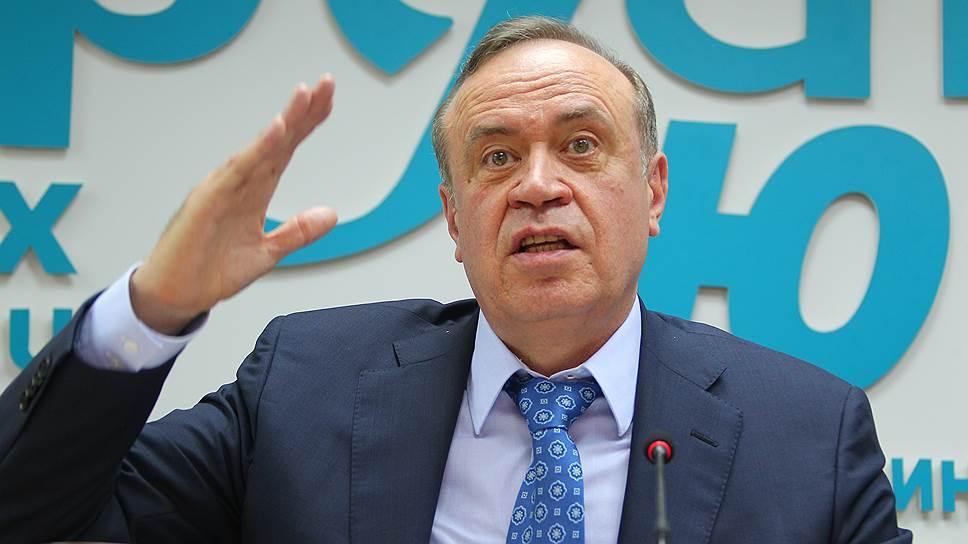 Министр жилищно-коммунального хозяйства Ростовской области Сергей Сидаш