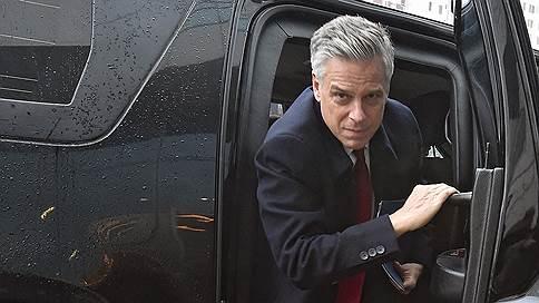 Посол США не поедет на ПМЭФ из-за дела Майкла Калви